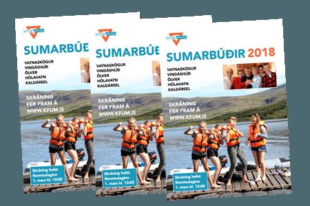 Sumarbúðablað KFUM og KFUK