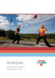 Ársskýrsla KFUM og KFUK 2011-2012
