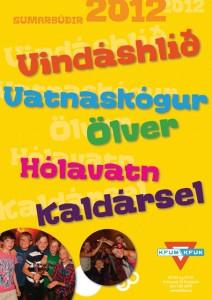 Sumarbúðablað KFUM og KFUK 2012