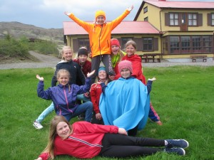 1.flokkur í Vindáshlíð 2013