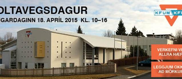 Holtavegsdagur KFUM og KFUK 18. apríl