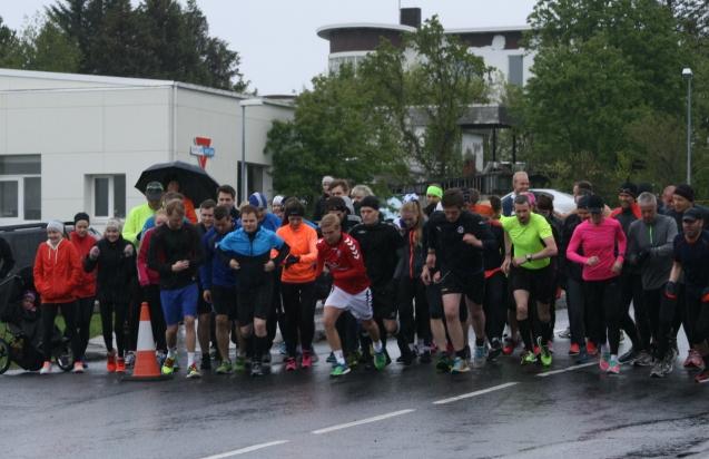 Sr. Friðrikshlaupið 25. maí 2015