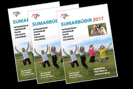 Sumarbúðablaðið 2017