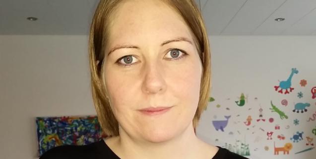 Elfa Björk Ágústsdóttir