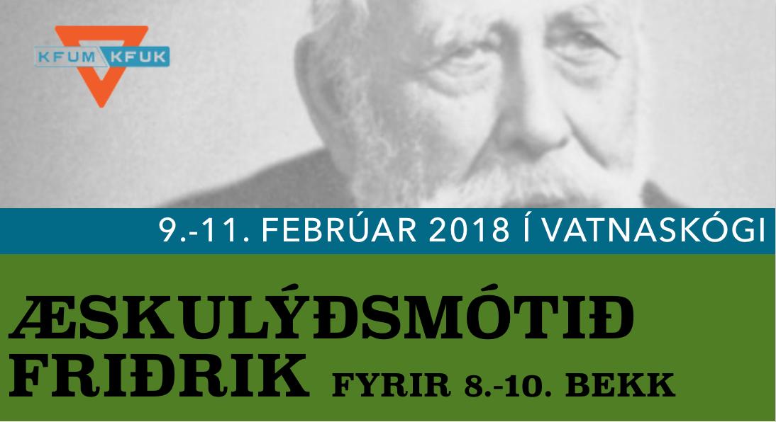 Friðrik – Æskulýðsmót