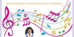 Söngsamvera tileinkuð Lilju Kristjánsdóttur og trúarljóðum hennar.