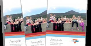 Ársskýrsla KFUM og KFUK 2017-2018