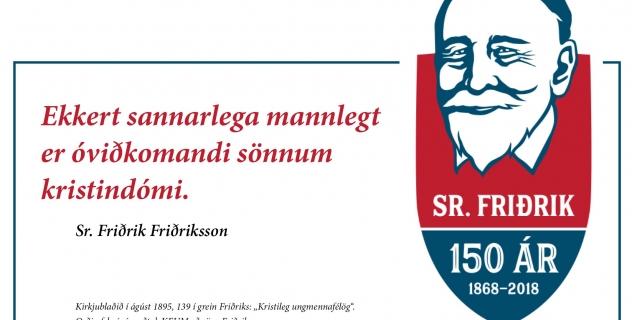 Hátíðardagskrá – 150 ár frá fæðingu sr. Friðriks