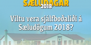 Sjálfboðaliðar á Sæludögum