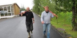 Karlaflokkur í Vatnaskógi 31. ágúst – 2. sept. 2018
