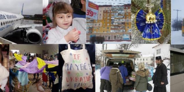 Jól í skókassa – Úkraína 2019 – Ferðasaga