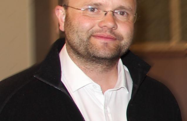 Starfsfólk Vatnaskógar – Sigurður Grétar Sigurðsson