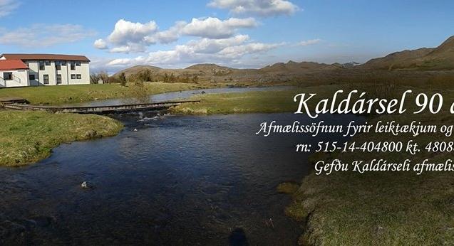 Afmælishátíð í Kaldárseli 28. júní