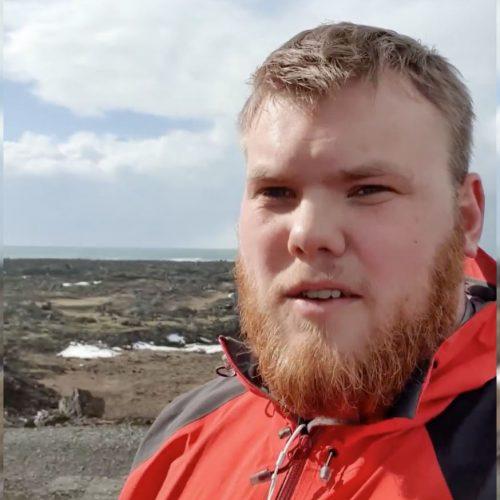 Pétur Bjarni Sigurðarson